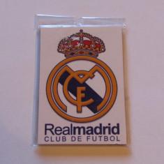 Magnet frigider-suporter fotbal REAL MADRID