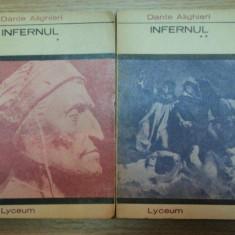 INFERNUL-DANTE ALIGHIERI - Roman