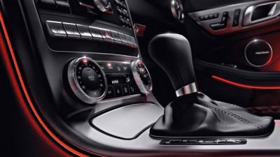 Fir cu lumina ambientala auto decorativ luminos neon flexibil 5M Orange foto