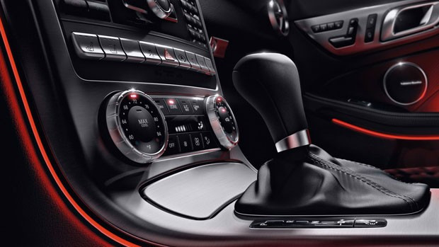 Fir cu lumina ambientala auto decorativ luminos neon flexibil 5M Orange