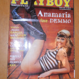 PLAYBOY AUGUST 2002 + SUPLIMENT - Pictorial Ana Maria Ferent - Revista barbati