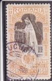 ROMANIA 1906 , LP 63 k , EXPOZITIA GENERALA VALOAREA 3L  STAMPILATA