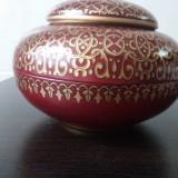 Cutie metalica rotunda, Tchibo. - Cutie Reclama