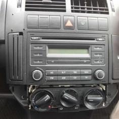 Consola centrala bord VW Polo 1, 4TDI an 2007 - Bord auto