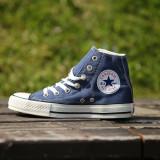 Tenisi Converse albastru gheata - Tenisi barbati Converse, Marime: 36, 37, 38, 39, 40, 41, 42, 43, 44, Culoare: Din imagine, Textil