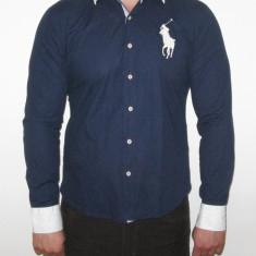 Camasa POLO by Ralph Lauren MARIMEA - L - Slim fit ( cu maneca lunga ) - Camasa barbati Ralph Lauren, Marime: L, Culoare: Din imagine