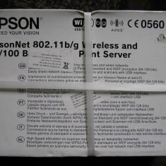 Epson Print Server