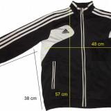 Bluza trening ADIDAS calitativa, impecabila (copii 150 cm) cod-174434