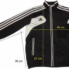 Bluza trening ADIDAS calitativa, impecabila (copii 150 cm) cod-174434, Marime: Marime universala, Culoare: Din imagine