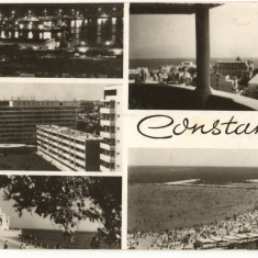 CPI (B8621) CARTE POSTALA - CONSTANTA. MOZAIC, Circulata, Fotografie