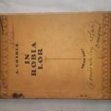 IN ROBIA LOR- ARON COTRUS / ARAD -1927 / POEZII - Carte Editie princeps
