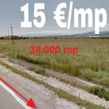 Teren vanzare 38.000 mp Judetul Sibiu, Comuna Cristian DN1 - Teren de vanzare, Teren intravilan