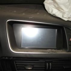 Display navigatie Audi Q5 an 2012 2, 0TDI, 170cp - Navigatie auto