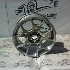 Janta R 16 Fiat 500 6, 5JX16H2 ET35 an 2010 cod 50901670 - Janta tabla