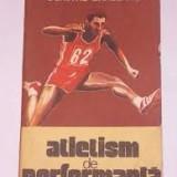 Dumitru garleanu atletism de performanta - Carte sport