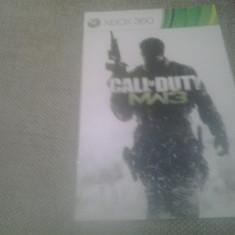 Manual - Call of Duty - Modern Warfare 3 - XBOX 360