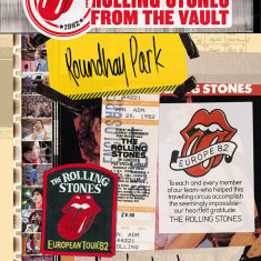 Rolling Stones The From The Vault Live In Leeds 1982 (dvd)