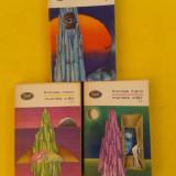 MUNTELE VRAJIT Thomas Mann 3 volume - Roman