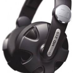 Casti Sennheiser HD 215 II Stereo HiFi Headphones, negre - Casca PC