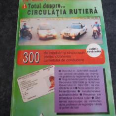 TOTUL DESPRE CIRCULATIA RUTIERA-I.MEDREA