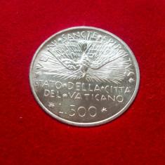 MONEDA ARGINT 500 Lire - VATICAN, anul 1978 *cjaCOD 11 in caseta numismatica, Europa