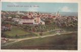 SUCEAVA  BUCOVINA   SUCEAVA  IN  ANUL  1906 ( PARTEA DIN SUD - VEST ), Necirculata, Printata