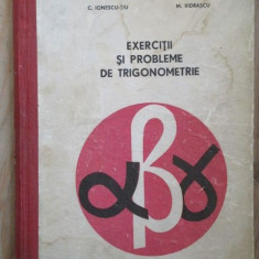 Exercitii si probleme de trigonometrie