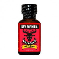 NEW # EL TORO STRONG ,24ML,POPPERS,AROMA CAMERA ,SIGILAT,RUSH,CALITATE ,ORIGINAL, Afrodisiace