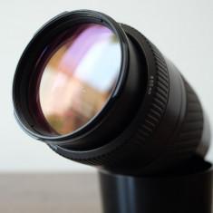 Obiectiv foto zoom 75-300mm Minolta in montura Minolta AF Sony Alpha - Obiectiv DSLR, Tele, Autofocus
