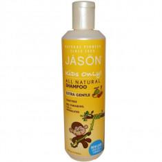 Sampon banane si capsuni pentru copii Jason, 580g