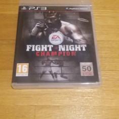 PS3 Fight night champion - joc original by WADDER