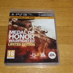 PS3 Medal of honor Warfighter - joc original by WADDER - Jocuri PS3 Electronic Arts, Shooting, 16+, Single player