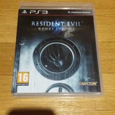 PS3 Resident evil Revelations - joc original by WADDER - Jocuri PS3 Capcom, Shooting, 16+, Single player