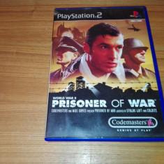 Joc ps2/Playstation 2 Prisoner of War - Jocuri PS2 Codemasters