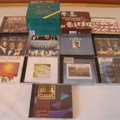 CD-uri muzica clasica 30 buc. provenienta Germania