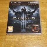 PS3 Diablo 3 Reaper of souls ultimate evil edition - joc original by WADDER