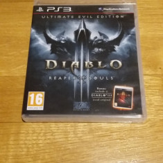 PS3 Diablo 3 Reaper of souls ultimate evil edition - joc original by WADDER - Jocuri PS3 Blizzard, Role playing, 16+, Multiplayer