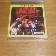 PS3 Tekken 6 Platinum - joc original by WADDER - Jocuri PS3 Namco Bandai Games, Sporturi, 16+, Multiplayer