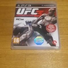 PS3 UFC undispiuted 3 featuring Pride - joc original by WADDER