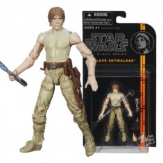 Figurina Luke Skywalker, Black Series 10 cm - Figurina Povesti Hasbro
