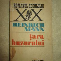 Tara huzurului - Heinrich Mann