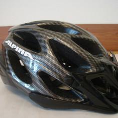 Casca ciclism ALPINA THUNDER marime 52-57 cm - Echipament Ciclism