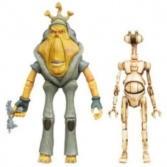 Vintage Collection, Figurine Ben Quadinaros & Otoga 10 cm - Figurina Povesti Hasbro