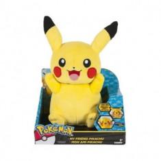 Pokemon Talking Plush Figure Pikachu 30 cm - Figurina Desene animate