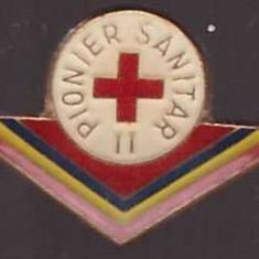 Insigna Pionier Sanitar, cls. II