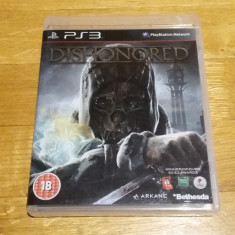 PS3 Dishonored - joc original by WADDER - Jocuri PS3 Bethesda Softworks, Actiune, 18+, Single player