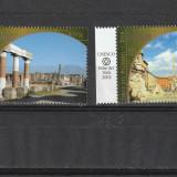 Arheologie din Italia Unesco, ONU. - Timbre straine, Nestampilat