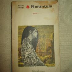 Nerantula - Panait Istrati - Roman
