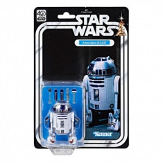 Figurina R2-D2 (Episode IV), SW Black Series 40th Anniversary 15 cm - Figurina Povesti Hasbro