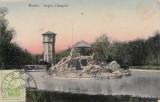 BUZAU , ELESTEUL  CRANGULUI CIRCULATA 1905 TCV, Printata